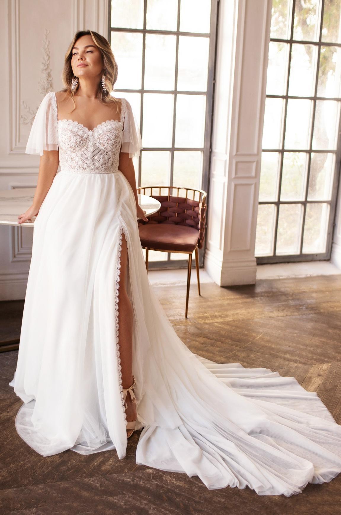 свадебные платья бохо москва купить