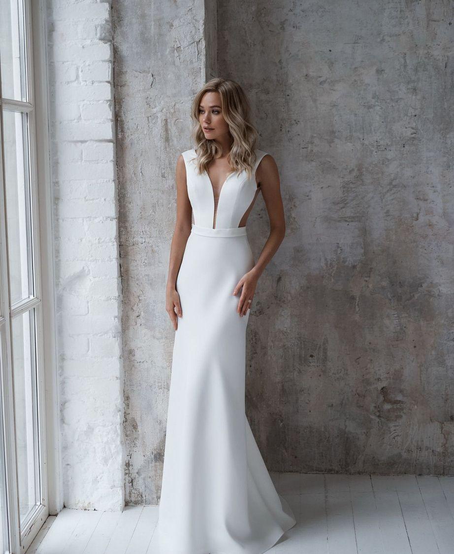 покрытие придает очень стильные свадебные платья фото перехода