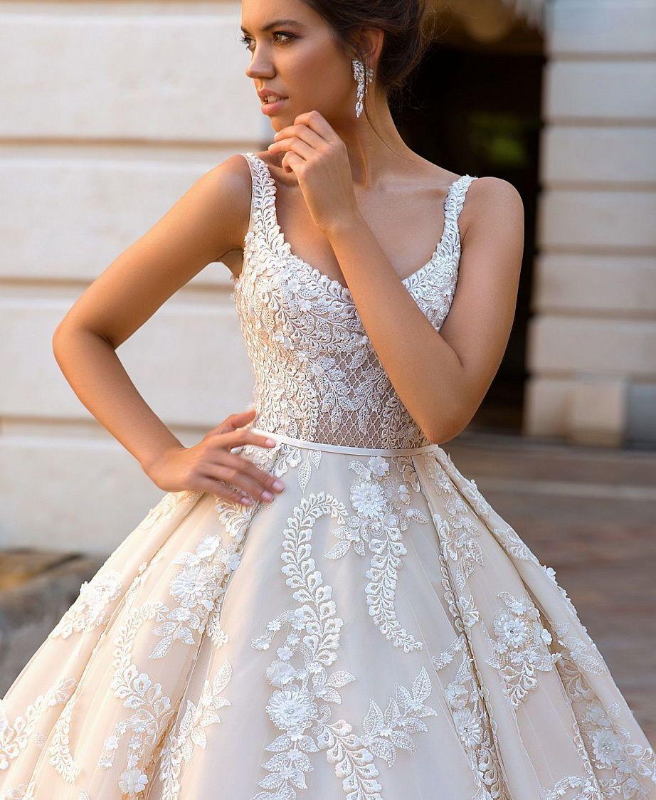 свадебные платья фотографии без