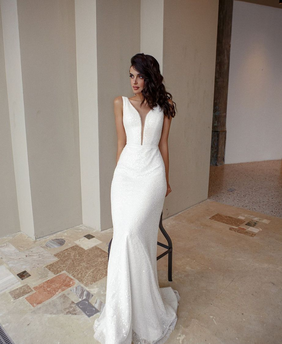Платье Невесты 2021 Цена